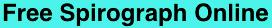 Free Spirograph Online