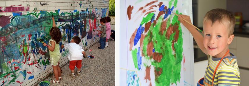 Free Kids Painting
