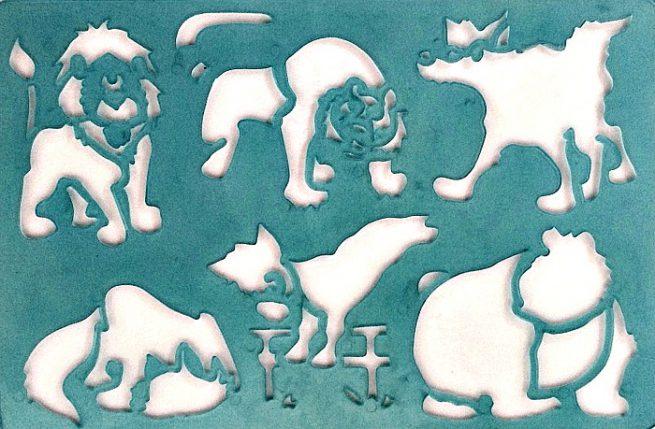 Large Stencil Designs