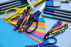 Art Supplies Kids